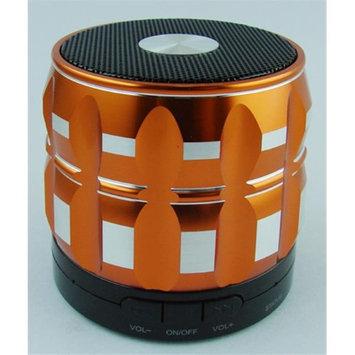 Global Product Solution BTS-SFOA Fidelity Steel Bluetooth Orange