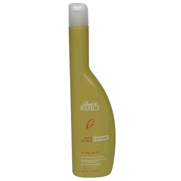 Back to Basics Apple Ginseng Volumizing Conditioner 11 oz