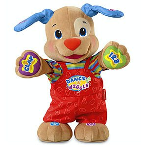 Fisher-Price Laugh & Learn Dance & Play Puppy