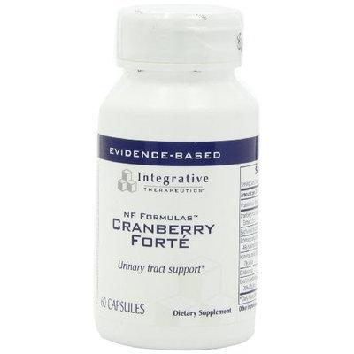 Integrative Therapeutic's Integrative Therapeutics Forte, Cranberry, 60 Capsules
