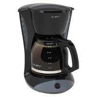 Mr. Coffee 12-Cup Switch Coffeemaker - Black