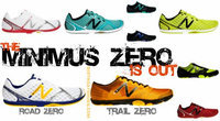 New Balance Minimus Sneakers