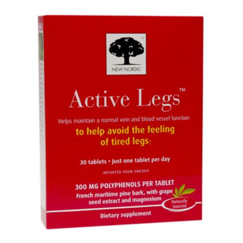 New Nordic Active Legs 300mg, Tablets, 30 ea