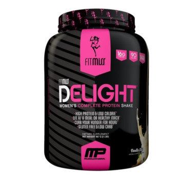 FitMiss Delight Women's Complete Protein Shake Vanilla Chai