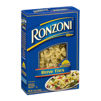 Ronzoni Bow Ties Simply Perfect Pasta