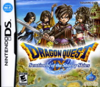 Nintendo Dragon Quest IX  Sentinels of the Starry Skies