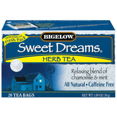 Bigelow Sweet Dreams Herb Tea