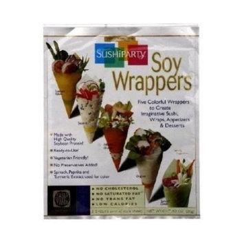 Yamamotoyama Yama Moto Yama Assorted Soy Wrapper Full Sheet - 5 Sheets Per Unit