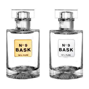 No.9 Bask No. 9 Bask 98.8 Percent Pure Round Bottle Spray - 1.75 Oz. - White Label