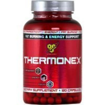 Thermonex 120ct by BSN Ephedra Free