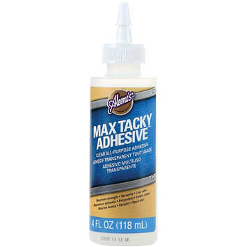 I Love To Create Aleene's Max Tacky Adhesive 4 Ounces