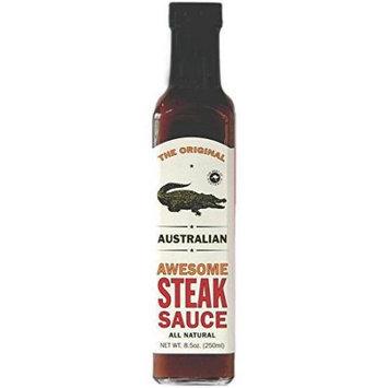 The Original Australian Awesome Steak Sauce 250ml.