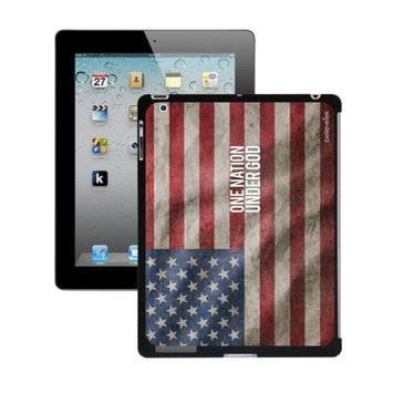 Believetek America Flag iPad2 and New Case