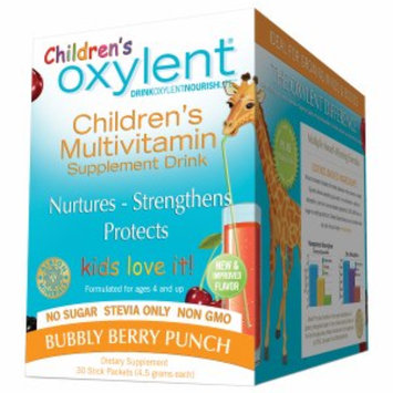 Oxylent Children's Multivitamin Drink