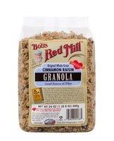Bob's Red Mill Granola Cinnamon Raisin 24 oz
