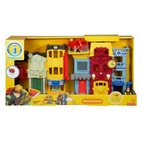 Fisher-Price Imaginext Action Tech City, 1 ea