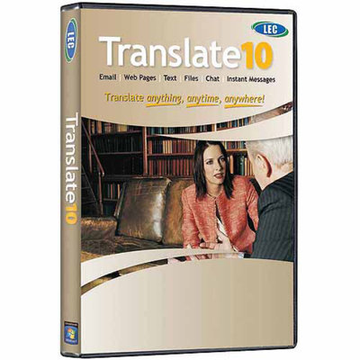 Lec LEC Power Translator Pro 10 Polish (PC) (Digital Code)