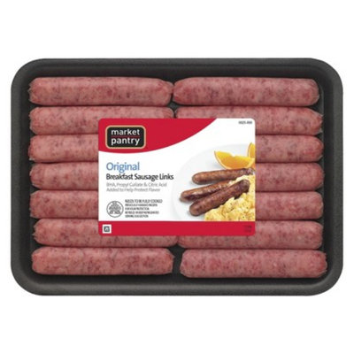 market pantry Market Pantry Pork Links 12 oz