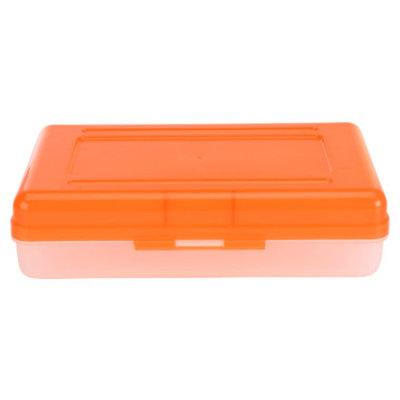 DOLLAR GENERAL Plastic School Activity Box - Assorted Colors