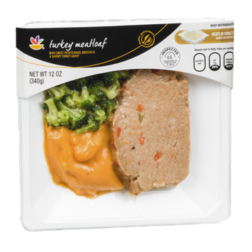 Ahold Turkey Meatloaf