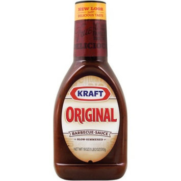 Kraft Original Barbeque Sauce 18oz