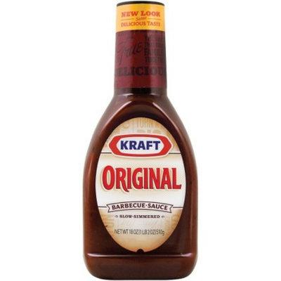 Kraft Original Barbeque Sauce 18oz