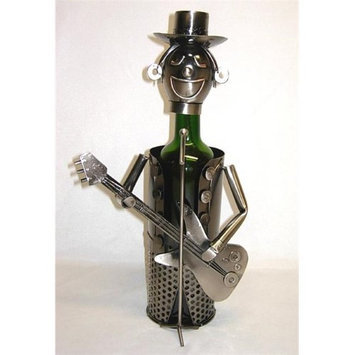Three Star ZB500 Wine Bottle Holder - Guitarist