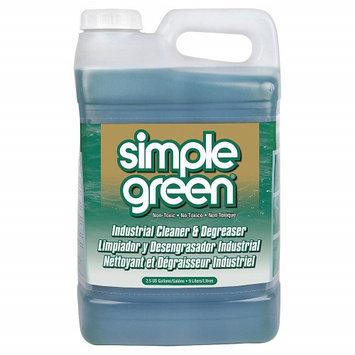 SIMPLE GREEN 2710000213225 Cleaner/Degreaser,2.5 gal, Sassafrass