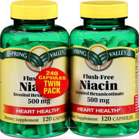 Spring Valley Flush-Free Niacin