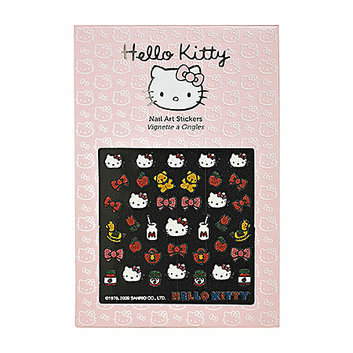 Hello Kitty Nail Art Stickers Classic Icons