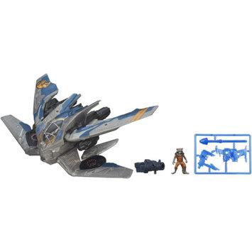 Marvel Guardians of the Galaxy Rocket Raccoon Warbird Vehicle