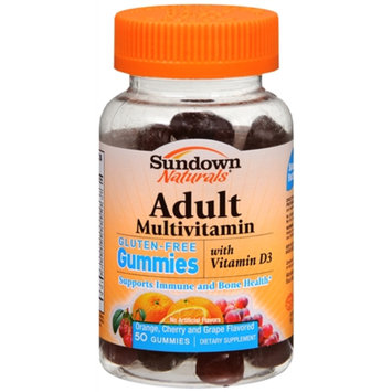 Sundown Naturals Sundown Natural Adult Multivitamin Gummies - 60 Count