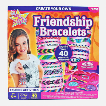 Horizon Group, Usa Horizon Group USA Just My Style Friendship Bracelets Activity Kit - HORIZON GROUP USA, INC.
