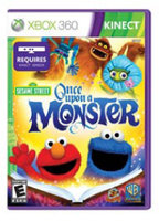 Double Fine Sesame Street: Once Upon A Monster
