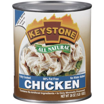 Keystone Meats Keystone All Natural Chicken, 28 oz