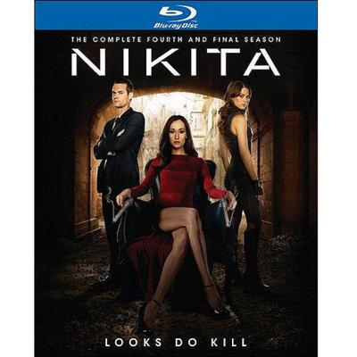 Nikita: The Complete Fourth And Final Season (Blu-ray + Digital HD) (Widescreen)