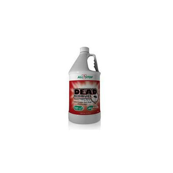 All Stop AS00103 Dead Bed Bugs Contact Killing Spray - 128 oz