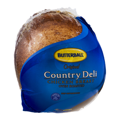 Butterball Country Deli Chicken Breast Oven Roasted