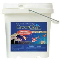 GreenClean Bio Safe Systems ABSHG11050 Green Clean Granular Pond Conditioners for Aquarium, 50-Pound