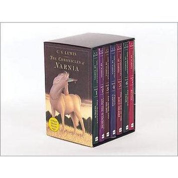 The Chronicles of Narnia (Reissue) (Hardcover)