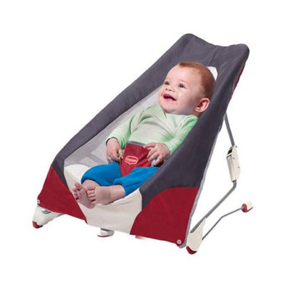 Tiny Love Take Along Bouncer, Red, 1 ea