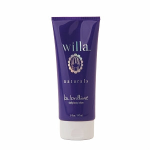 Willa Be Brilliant Daily Body Lotion
