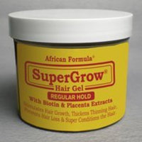 african formula cosmetics inc African Formula Super Grow Hair Gel Regular Hold 4oz