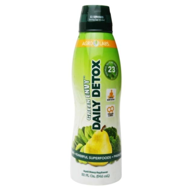 Agrolabs Green Envy Daily Detox