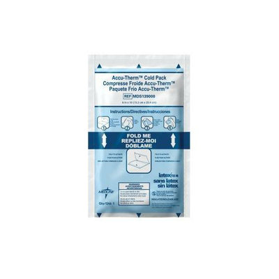 Medline AccuTherm Instant Cold Packs