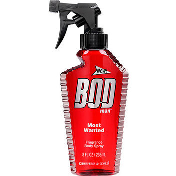 BOD Man Most Wanted Body Spray