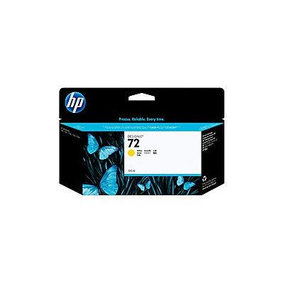 Hewlett Packard HP No. 72 Yellow Inkjet Cartridge C9373A