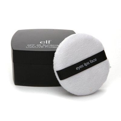 e.l.f. Studio SPF 45 Sunscreen UVA/UVB Protection