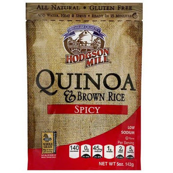 Hodgson Mill Spicy Quinoa & Brown Rice, 5 oz, (Pack of 6)
