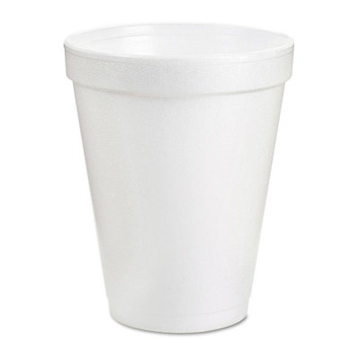 Dart Container Corp. Dart Container 10J10 10-Oz. Insulated Styrofoam Cups